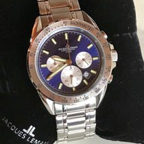 Jacques Lemans 40mm Quarz 2008 neu