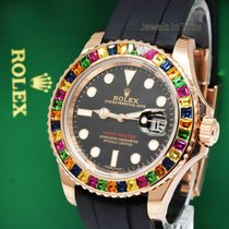 Rolex 116695SATS Rose gold Yacht-Master 40 40mm
