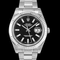 Rolex Datejust II Negro