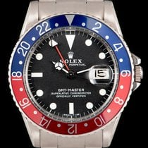 Rolex GMT-Master pre-owned 40mm Steel
