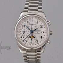 Longines Master Collection Stahl 40mm Silber