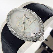 Chopard new Quartz 41.5mm White gold Sapphire Glass