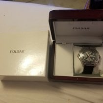 Pulsar Steel 44mm Quartz pre-owned