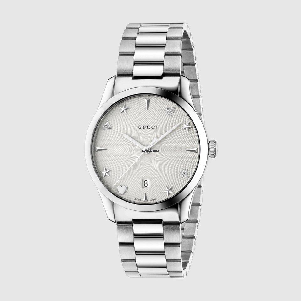fabd3dce89f Gucci horloges - Alle prijzen voor Gucci horloges op Chrono24