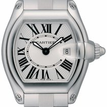 Cartier W62016V3 Steel Roadster 36mm new United States of America, California, Moorpark