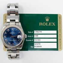 Rolex Lady-Datejust 178274 usados