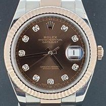 Rolex Or/Acier 41mm Remontage automatique 126331 occasion Belgique, Antwerpen