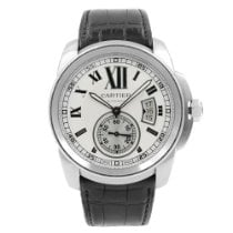 Cartier Calibre de Cartier Steel 47mm Silver United States of America, New York, New York