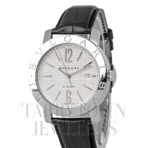 Bulgari Bulgari Steel 42mm Silver Arabic numerals United States of America, New York, Hartsdale
