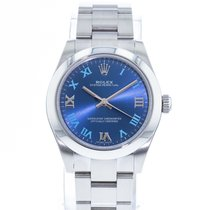 Rolex Oyster Perpetual 31 Steel 31mm Blue United States of America, Georgia, Atlanta