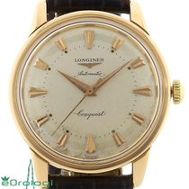 Longines Conquest 9001 1950 pre-owned
