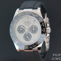 Rolex Daytona White gold 40mm Silver