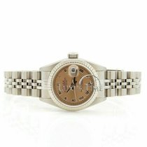 Rolex Lady-Datejust Acier 26mm Romain