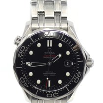 Omega 212.30.41.20.01.003 Steel Seamaster Diver 300 M 41mm pre-owned United States of America, New York, New York