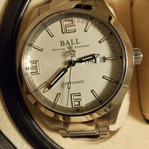 Ball Engineer III Zeljezo 43mm Bjel