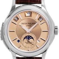 Patek Philippe Minute Repeater Perpetual Calendar Platinum 41mm