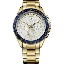 Tommy Hilfiger Ocel 47mm Quartz TH1791121 7613272160155 nové