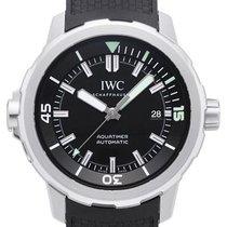 IWC Aquatimer Automatic Stahl 42mm Schwarz Keine Ziffern Deutschland, Bietigheim-Bissingen