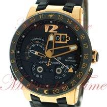 Ulysse Nardin El Toro / Black Toro new Automatic Watch with original box and original papers 326-03