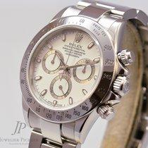 ロレックス (Rolex) Daytona Ref. 116520 FULL SET Cream Dial