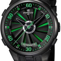 Perrelet Steel Automatic A1051.3 new