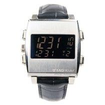 TAG Heuer Monaco Sixty Nine Reversible Automatic & Digital  Watch