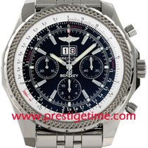Breitling Bentley 6.75 Steel 47.8mm Black United States of America, New York, Airmont