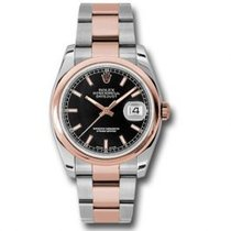 Rolex Datejust 116201 BKSO new