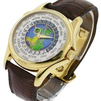Patek Philippe 5131J Complications World Time 5131J in Yellow...