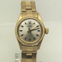 Rolex Oyster Perpetual Lady FULL 18K GOLD PERFECT CONDITION