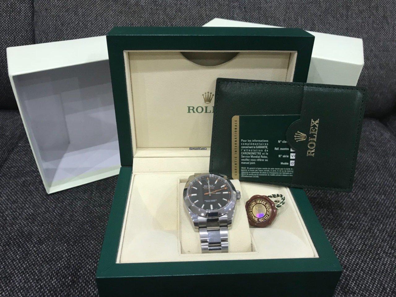 b9de9e3fa6d Koupě hodinek Rolex