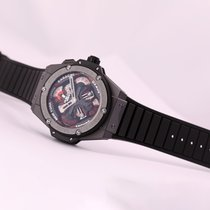Hublot Big Bang King Power Unico GMT Ceramic King Black