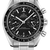Omega Speedmaster Racing Steel 44.2mm Black United States of America, New York, Airmont