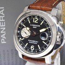 Panerai Luminor GMT 88 Steel Automatic 44mm Mens Watch K Pam00088