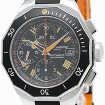 ボーム&メルシエ Riviera Automatic Stainless Steel Men's Sports Watch...