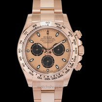 Rolex Rose gold Automatic Pink 40mm new Daytona