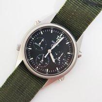 Seiko military vintage chronograph RAF British 7A28-712