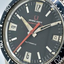 Universal Genève Steel 38mm Automatic 869116/01 pre-owned United States of America, Florida, Miami