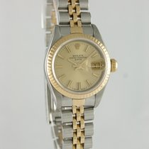 Rolex Damenuhr Datejust