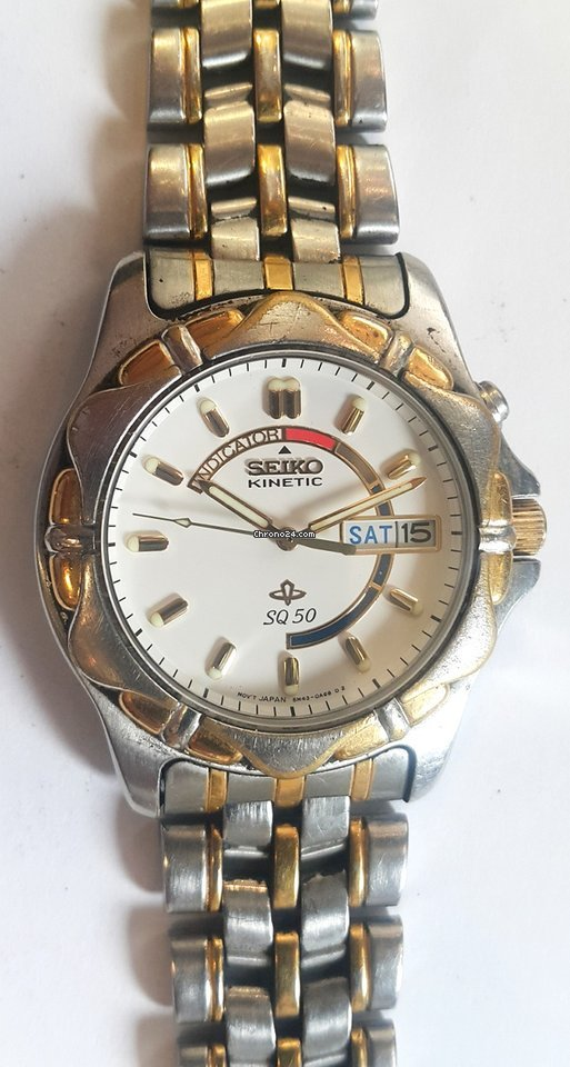 Seiko Premier SRPA17J Automatic Stainless Steel