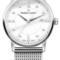 Maurice Lacroix 30mm Quartz 2016 nieuw Eliros Wit