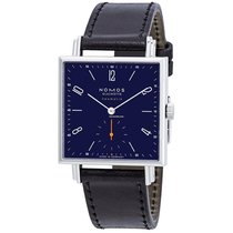 NOMOS Steel 33mm Automatic 422 new