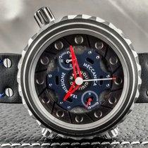 Giuliano Mazzuoli Chronograaf 44.5mm Automatisch nieuw Blauw