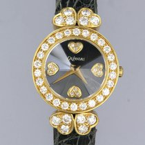 DeLaneau Or jaune 23mm Quartz occasion