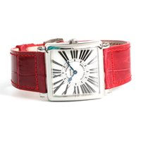 Franck Muller Master Square Steel 33mm Silver Roman numerals United Kingdom, London
