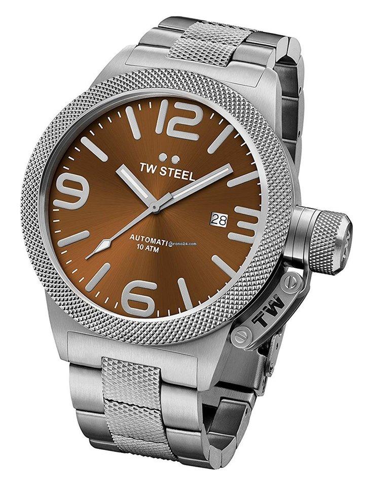 b5ae3a53f Koupě hodinek TW Steel | Porovnání hodinek TW Steel online - luxusní hodinky  na Chrono24