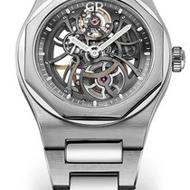 Girard Perregaux Laureato Steel 42mm No numerals United States of America, New York, New York