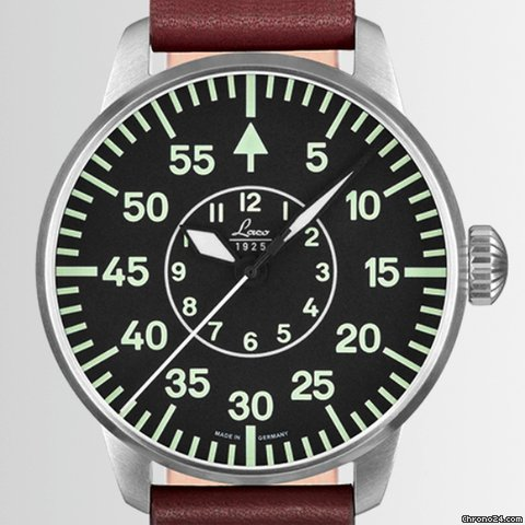89dcdb12f11 Laco 1925 PILOT WATCHES BASIC AACHEN - AUTOMATIC 42mm for AU  547 for sale  from a Trusted Seller on Chrono24
