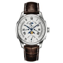 Longines Master Collection Steel 41mm Silver United Kingdom, London