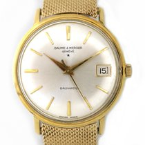 Baume & Mercier Yellow gold 33mm Automatic pre-owned United States of America, Virginia, Vienna
